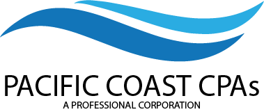 Pacific Coast CPAs Logo